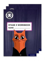 Omslag - Project X Comprehension Express: Stage 3 Workbook Pack of 30