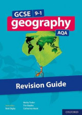 Omslag - GCSE 9-1 Geography AQA Revision Guide