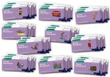 Omslag - Read Write Inc. Phonics: Sound Blending Books - Class Pack of 100 (10 of each)