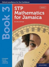 Omslag - STP Mathematics for Jamaica Book 3: Grade 9