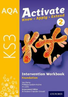 AQA Activate for KS3: Intervention Workbook 2 (Foundation) av Jon Clarke, Philippa Gardom Hulme og Jo Locke (Heftet)