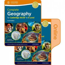 Complete Geography for Cambridge IGCSE & O Level av David Kelly og Muriel Fretwell (Blandet mediaprodukt)