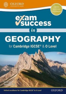 Exam Success in Geography for Cambridge IGCSE (R) & O Level av David Kelly og Muriel Fretwell (Blandet mediaprodukt)