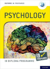 Omslag - Oxford IB Diploma Programme: IB Prepared: Psychology