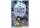 Oxford Reading Tree TreeTops Greatest Stories: Oxford Level 17: The Storm Child Pack 6 av Gill Lewis (Samlepakke)