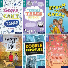 Oxford Reading Tree TreeTops Reflect: Oxford Levels 16-17: Mixed Pack av Jo Cotterill, Kaye Umansky, Jon Blake, Jamila Gavin, Gillian Philip og Narinder Dhami (Samlepakke)