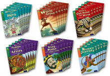 Oxford Reading Tree TreeTops Myths and Legends: Levels 12 and 13: Pack of 36 av Timothy Knapman, Elizabeth Laird, Michaela Morgan, Fiona MacDonald, Brian Gray og Narinder Dhami (Samlepakke)