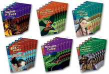 Oxford Reading Tree TreeTops Myths and Legends: Levels 14 and 15: Pack of 36 av Mal Peet, Elspeth Graham, David Calcutt, Susan Gates, Andy Blackford, Sally Prue og Mick Gowar (Samlepakke)