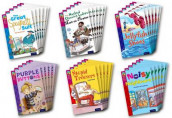 Oxford Reading Tree TreeTops Fiction: Level 10 More Pack A: Pack of 36 av Angela Bull, John Coldwell, Susan Gates, Alan MacDonald og Geraldine McCaughrean (Samlepakke)