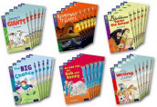 Oxford Reading Tree TreeTops Fiction: Level 11 More Pack A: Pack of 36 av John Coldwell, Susan Gates, Alan MacDonald og Nick Warburton (Samlepakke)