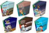 Oxford Reading Tree TreeTops Fiction: Level 12 More Pack B: Pack of 36 av Carolyn Bear, Pat Belford, Stephen Elboz, Jonathan Emmett, Pippa Goodhart og Debbie White (Samlepakke)