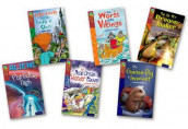 Oxford Reading Tree TreeTops Fiction: Level 15 More Pack A: Pack of 6 av Annie Dalton, Shirley Isherwood, Margaret McAllister og Debbie White (Samlepakke)