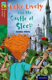 Oxford Reading Tree TreeTops Fiction: Level 15 More Pack A: Luke Lively and the Castle of Sleep av Debbie White (Heftet)