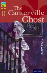 Omslag - Oxford Reading Tree TreeTops Classics: Level 15: The Canterville Ghost