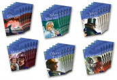 Oxford Reading Tree TreeTops Classics: Level 17 More Pack A: Pack of 36 av Jon Blake, Charles Dickens, George Eliot, Shirley Isherwood, Alan MacDonald, Margaret McAllister, Geraldine McCaughrean, William Shakespeare, Robert Louis Stevenson og Nick Warburton (Samlepakke)