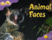Oxford Reading Tree: Level 1+: More Fireflies A: Animal Faces av Vicky Shipton (Heftet)