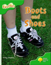 Oxford Reading Tree: Level 2: More Fireflies A: Boots and Shoes av Vicky Shipton (Heftet)