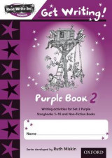 Omslag - Read Write Inc. Phonics: Get Writing!: Purple 2 Pack of 10