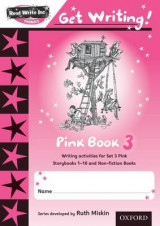 Omslag - Read Write Inc. Phonics: Get Writing!: Pink 3 Pack of 10