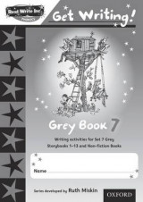 Omslag - Read Write Inc. Phonics: Get Writing!: Grey 7 Pack of 10