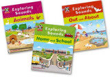 Omslag - Project X: Phonics Lilac: Pack of 3