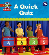 Project X Phonics: Red 7b A Quick Quiz av Emma Lynch (Heftet)