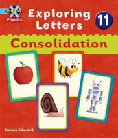 Project X Phonics Blue: Exploring Letters 11: Consolodation av Emma Lynch (Heftet)