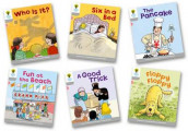 Oxford Reading Tree: Level 1: First Words: Pack of 6 av Roderick Hunt og Thelma Page (Samlepakke)