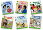 Oxford Reading Tree: Level 2: Patterned Stories: Pack of 6 av Roderick Hunt og Thelma Page (Samlepakke)