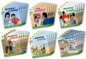 Oxford Reading Tree: Level 2: Patterned Stories: Class Pack of 36 av Roderick Hunt og Thelma Page (Samlepakke)