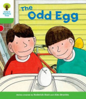 Oxford Reading Tree: Level 2: Decode and Develop: The Odd Egg av Roderick Hunt og Annemarie Young (Heftet)