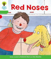 Oxford Reading Tree: Level 2: Decode and Develop: Red Noses av Roderick Hunt og Annemarie Young (Heftet)