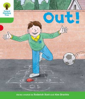 Oxford Reading Tree: Level 2: Decode and Develop: Out! av Roderick Hunt og Annemarie Young (Heftet)