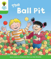 Oxford Reading Tree: Level 2: Decode and Develop: The Ball Pit av Roderick Hunt og Annemarie Young (Heftet)