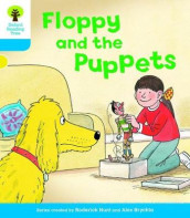Oxford Reading Tree: Level 3: Decode and Develop: Floppy and the Puppets av Roderick Hunt og Annemarie Young (Heftet)