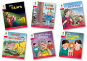 Oxford Reading Tree: Level 4: Decode and Develop Pack of 6 av Alex Brychta, Rod Hunt, Thelma Page, Nick Schon og Annemarie Young (Samlepakke)