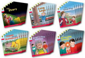 Oxford Reading Tree: Level 4: Decode and Develop Class Pack of 36 av Alex Brychta, Rod Hunt, Thelma Page, Nick Schon og Annemarie Young (Samlepakke)