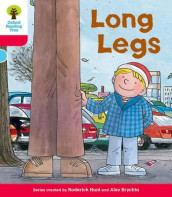 Oxford Reading Tree: Level 4: Decode & Develop Long Legs av Alex Brychta, Rod Hunt og Annemarie Young (Heftet)