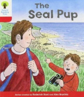 Oxford Reading Tree: Level 4: Decode and Develop The Seal Pup av Alex Brychta, Rod Hunt og Annemarie Young (Heftet)