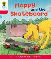 Oxford Reading Tree: Level 4: Decode and Develop Floppy and the Skateboard av Rod Hunt, Nick Schon og Annemarie Young (Heftet)