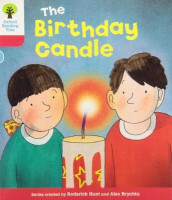 Oxford Reading Tree: Level 4: Decode and Develop: The Birthday Candle av Rod Hunt, Nick Schon og Annemarie Young (Heftet)