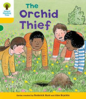 Oxford Reading Tree: Level 5: Decode and Develop The Orchid Thief av Alex Brychta, Rod Hunt og Annemarie Young (Heftet)