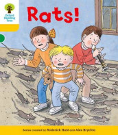 Oxford Reading Tree: Level 5: Decode and Develop Rats! av Alex Brychta, Rod Hunt og Annemarie Young (Heftet)