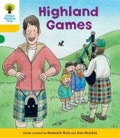 Oxford Reading Tree: Level 5: Decode and Develop Highland Games av Alex Brychta, Rod Hunt og Annemarie Young (Heftet)