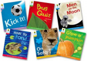 Oxford Reading Tree Floppy's Phonics Non-Fiction Super Easy Buy Pack av Gregory Cook, James Edward, Alison Hawes, Monica Hughes, Roderick Hunt, Claire Llewellyn, Liz Miles, Alison Milford, Thelma Page og Charlotte Raby (Samlepakke)