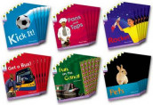Oxford Reading Tree: Level 1+: Floppy's Phonics Non-Fiction: Class Pack of 36 av Gregory Cook, Monica Hughes, Roderick Hunt og Thelma Page (Samlepakke)