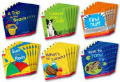 Oxford Reading Tree: Level 4: Floppy's Phonics Non-Fiction: Class Pack of 36 av Roderick Hunt, Clare Llewellyn og Thelma Page (Samlepakke)