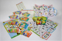 Floppy's Phonics Sounds & Letters av Hunt Roderick (Samlepakke)