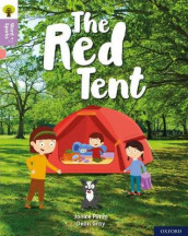 Oxford Reading Tree Word Sparks: Level 1+: The Red Tent av Janice Pimm (Heftet)