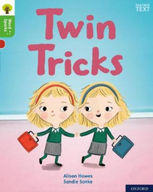 Oxford Reading Tree Word Sparks: Level 2: Twin Tricks av Alison Hawes (Heftet)